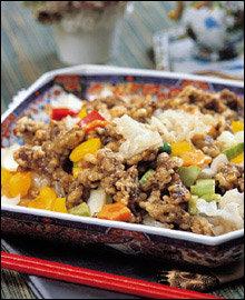 중국집 맛 그대로~탕수육& 자장면