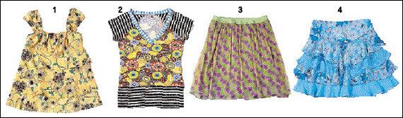 여성스런 꽃무늬, 경쾌한 도트, 세련된 일러스트… Print Festival!