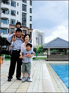 싱가포르인 가정의 라이프 스타일 & 집꾸밈 감각