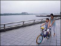 여덟살 승재와 엄마가 함께 떠난 일산 문화 생생 체험