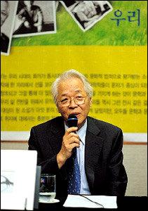 올해로 문단 데뷔 40년 맞은 '서편제' 작가  이청준이 처음 털어놓은 '유년 시절의 아름다운 흉터'