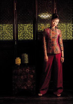 동양의 신비로움을 담는다 Oriental look