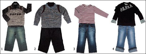 브랜드 vs 동대문에서 찾은 추석맞이 아이옷