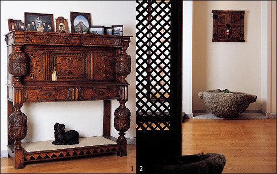 금속공예가 홍정실의 아름다운 집