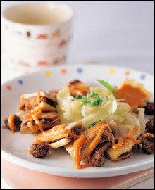 몸에 좋은 버섯 요리