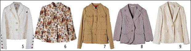 가격대별 유행 재킷 30벌