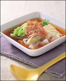 후르르~ 국물 맛이 좋은 국 & 찌개