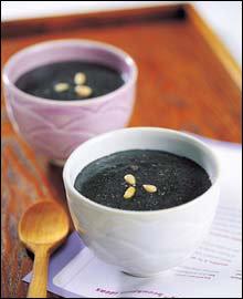 식탁 위의 보약~ 가을 영양식