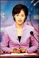 '10월의 신부'되는 MBC '뉴스데스크' 앵커 김주하