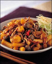 가을에 즐기는 밤 & 대추 요리