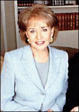 국내 안방극장 찾는 미국의 유명 여성 앵커 바버라 월터스