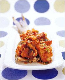 맛과 영양 풍부한 제철 해산물 요리
