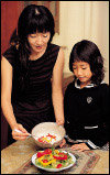 개그맨 배동성 가족의 두부학교 체험