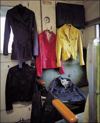 가격따라 골라 입는 유행 가죽 재킷 25