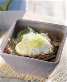 아침식사로 최고~ 개운하고 담백한 국