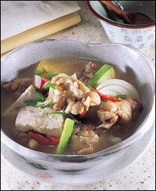 고향의 맛! 지방별 토속 국 & 찌개