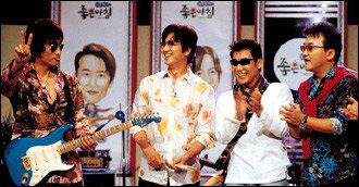 차인표·박상원·김승현·정준호의 유쾌한 수다