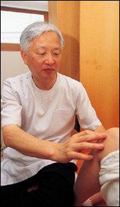 기(氣)의학으로 관절염 치료하는 한의사 김성전