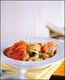 영양 만점 올리브오일 요리