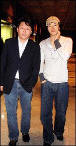 자신의 분야에서 정상에 오른 두 남자 권상우 & '더페이스샵'대표 정운호