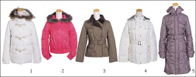 체감온도 높여주는 든든한 패딩 재킷 33