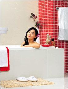 몸과 마음을 따스하게 녹여주는 건강 목욕법