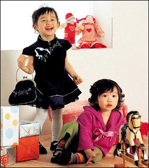 '여성동아'와 SINGER 미싱이 함께 진행한 아이옷 DIY 컨테스트