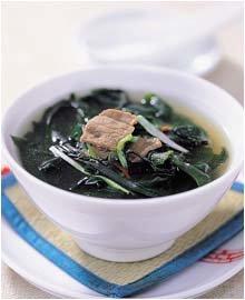 9th 피를 맑게 해주는 해초 다이어트 식단