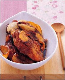 향긋한 생강소스로 만든 건강 요리