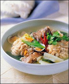 전통 한식 요리연구가 김영희가 차려낸 아름다운 한식 밥상