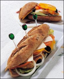 패스트푸드점 햄버거보다 훨씬 맛있다~ 저칼로리 영양만점 두부버거