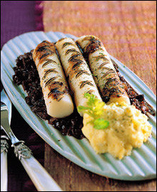가래떡으로 만든 별미 요리