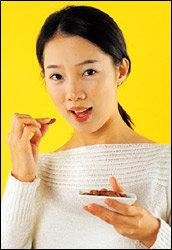 잣·호두·땅콩 이용한 천연미용법