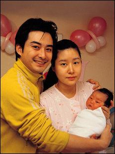 결혼 2년 만에 건강한 첫딸 낳은 이세창·김지연 부부