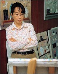 경인교대 미술교육과 김정희 교수의 '오감을 발달시키는 미술교육법'