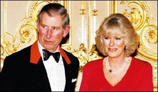 '35년 연인' 카밀라 파커 볼스와 4월에 재혼하는 영국 찰스 왕세자