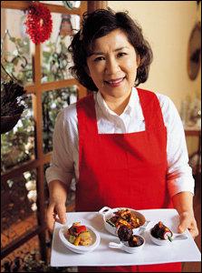 양파소스로 만든  별미 요리