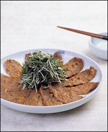 가정 요리 선생님 송민지의 손님 초대 요리