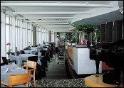 잔잔한 한강을 바라보며 여유롭게 식사를~ 코엑스 인터컨티넨탈 호텔 스카이라운지