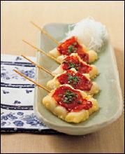 일식집의 바로 그 맛! 바삭바삭~ 모둠 튀김