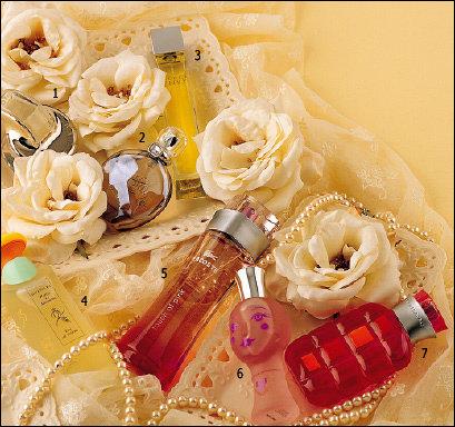 은은한 향이 솔솔∼ 스타표 향수