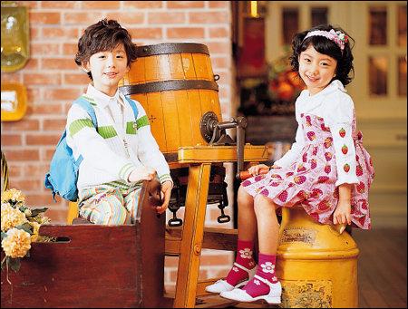 편안하고 예쁘게~ 위풍당당 아이 입학식 옷