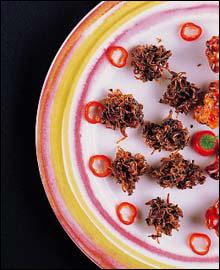 천연 감미료로 맛낸 달콤한 건강 요리