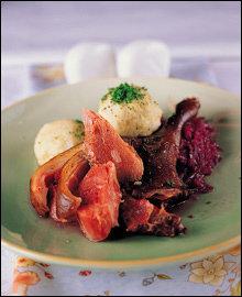 오스트리아 음식문화 & 가정 요리 배우기
