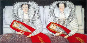 신기한 쌍둥이 이야기를 담은 '콜몬들리 자매'
