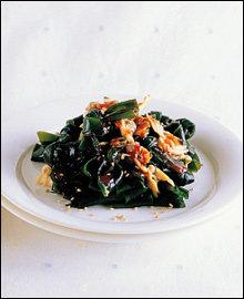 탈모 예방을 위한 요리 9
