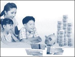 자녀의 금융IQ 높여주는 어린이 금융상품 올 가이드