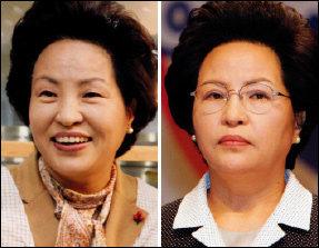 권양숙 여사가 장관 부인들에게 털어놓은 눈꺼풀 수술 속사정 & 뒷얘기