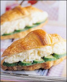 한끼 식사로 든든~ 초간단 샌드위치