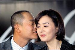 이혼의 아픔 딛고 오랜 사랑의 결실 맺는 이응경·이진우